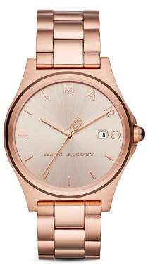 Marc Jacobs Henry Watch, 38mm