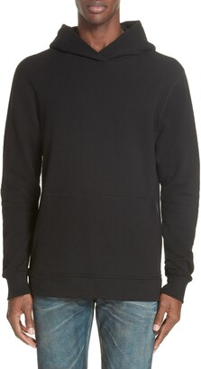 John Elliott Hooded Villain Slim Fit Hooded Sweatshirt