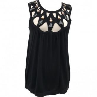 By Malene Birger Black Glitter Top for Women