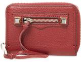 Rebecca Minkoff Regan Mini Leather Zip Around Wallet