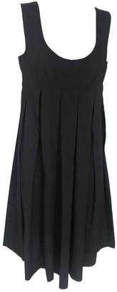 Marni Black Cotton Dresses