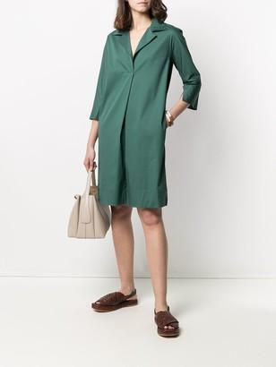 Antonelli Poplin Shift Dress