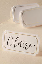 BHLDN Notched Place Cards (10)