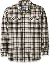 Columbia Men's Big Flare Gun Flannel III Long Sleeve Shirt