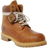 Timberland Premium Waterproof Textured Nubuck Leather Boots