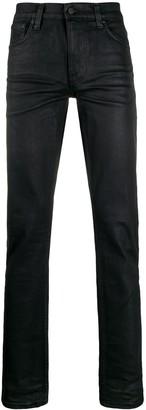 Nudie Jeans Lean Dean straight leg jeans