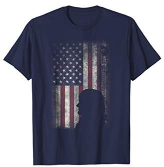 Thomas Laboratories Pro Patriotic Independence JEFFERSON Tshirt