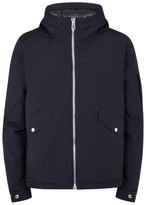 Ps By Paul Smith Navy Padded Cotton Shell Jacket