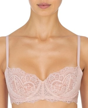 Natori Women's Calm Cotton Unlined Underwire Bra 726242