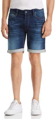 Jack and Jones JACK + JONES Icon Regular Fit Denim Shorts in Blue