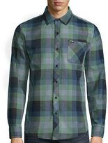 Zoo York Long-Sleeve Mercury Woven Shirt