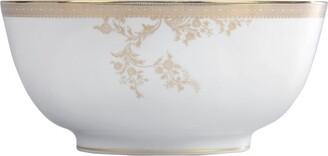 Wedgwood Lace Gold Salad Bowl
