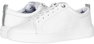 Cougar Bloom Waterproof (White Napoli Leather) Women's Lace up casual Shoes