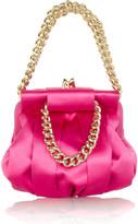 Loubinette pouch bag