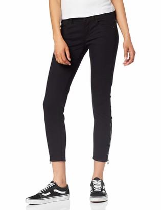 G Star Women's Lynn Zip Mid Waist Skinny Ankle Jeans