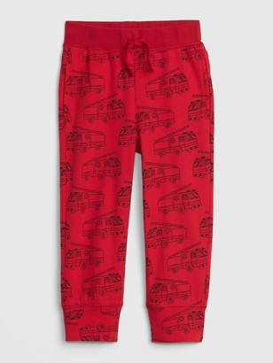 Gap Toddler Print Pull-On Joggers