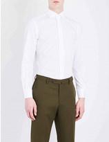 United Arrows Slim-fit cotton shirt