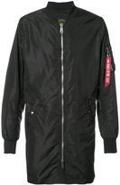 Alpha Industries L-2B Long Jacket - unisex - Nylon - M