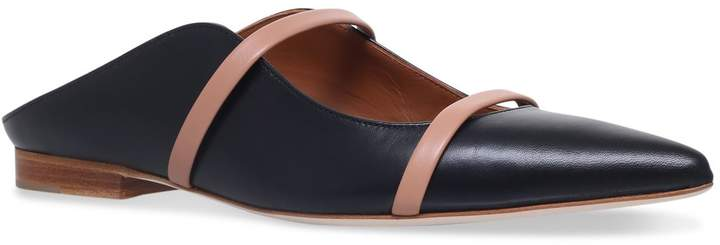 Malone Souliers Leather Maureen Flats