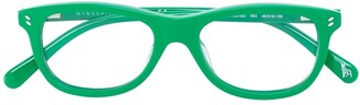 Stella McCartney Kids Rectangular Frame Glasses