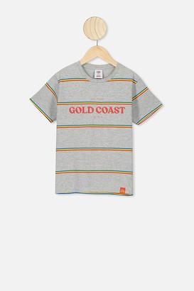 Afl Kids Stripe Logo T-Shirt