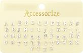 Accessorize Mega Alphabet Stud Earring Pack