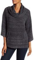 Cullen Wool Blend Cowl Neck Pullover