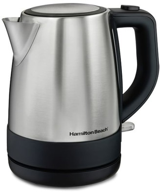 Pottery Barn Teen Hamilton Beach Stainless Steel 1L Electric Kettle