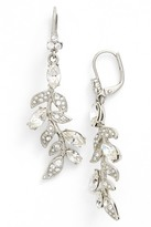 Marchesa Leaf Drop Earrings