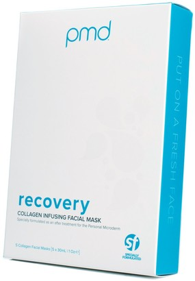 PMD Personal Microderm PMD Recovery: Anti-Aging Collagen Infusing Sheet Mask