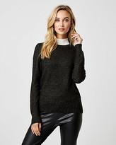Le Château Knit Crew Neck Sweater