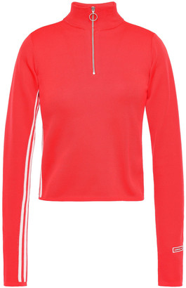 adidas Neon Stretch-knit Top