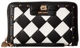 Betsey Johnson Forbidden Fruit Large Wallet Wallet Handbags