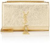 Saint Laurent Women's Monogram Kate Medium Chain Bag-GOLD