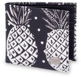 Dolce & Gabbana Pineapple Calf Leather Wallet