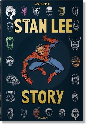 Taschen 'The Stan Lee Story' Book