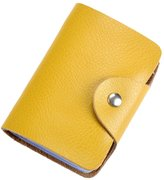 Brilliance Co Classic Credit Card Case, Credit Card Holder, Credit Card Wallet Leather