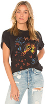Junk Food Clothing Def Leppard Hysteria Tee in Black. - size M/L (also in XS/S)