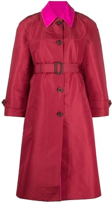 Alexander McQueen Reversible Trench Coat
