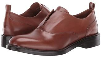 Frye Annie Oxford (Cognac Smooth Veg Calf) Women's Shoes