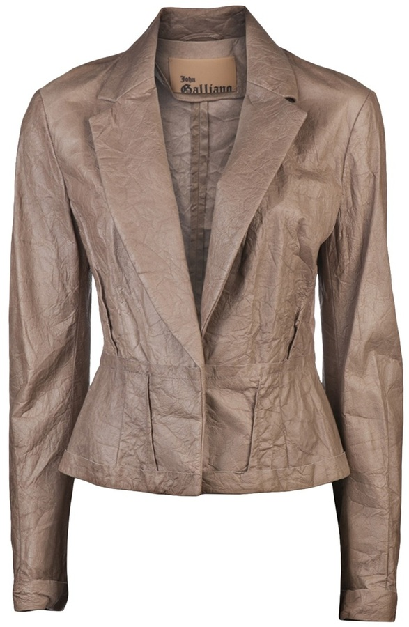 John Galliano Club jacket