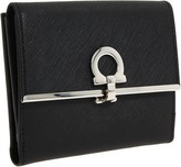 Salvatore Ferragamo Icona French Bi-fold Wallet
