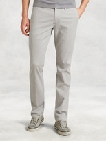 John Varvatos Cotton Flatiron Jean