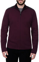 Victorinox Elbow Patch Zip Sweater