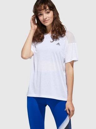 adidas UCT-Shirt - White