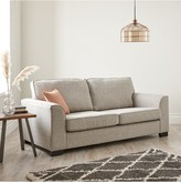 Caspian Fabric 3 Seater + 2 Seater Standard Back Sofas (Buy and SAVE!)