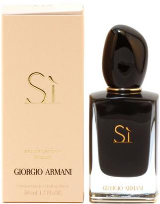 Giorgio Armani Si Intense Women's 1.7Oz Eau De Parfum