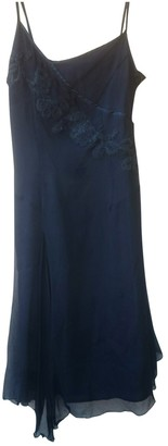 Max & Co. Black Silk Dress for Women