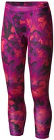 Columbia Midweight Printed Base Layer Pants (For Little and Big Kids)