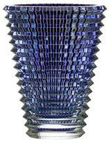 Baccarat Extra-Large Eye Vase, Blue